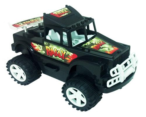 BRINQ CARRO FRICCAO MIX OFF ROAD 20CM 965