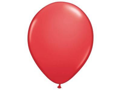 BALAO LISO N 6,5 VERMELHO