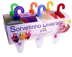 FORMA P/SORVETE DIVERTIDO 2012