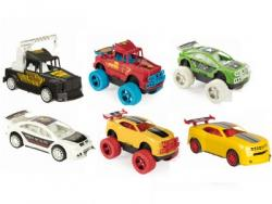 BRINQ CARRO FRICCAO BIG CAR 20CM 1165