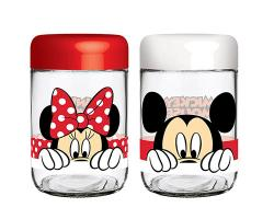 POTE DEC DISNEY AMIGOS 598ML 9601